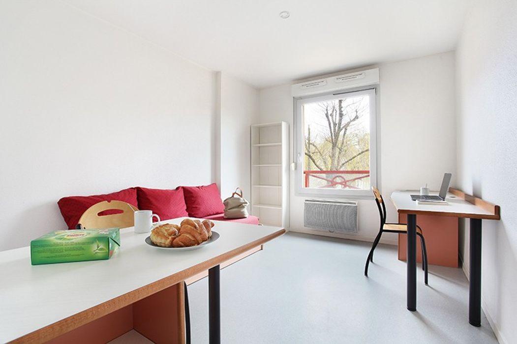 Student accommodation photo for Neoresid Clos Morlot in Montmuzard, Dijon