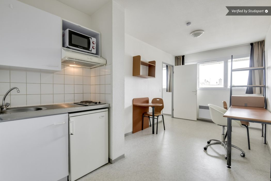 Student accommodation photo for Campusea Talence Centre in Talence, Bordeaux