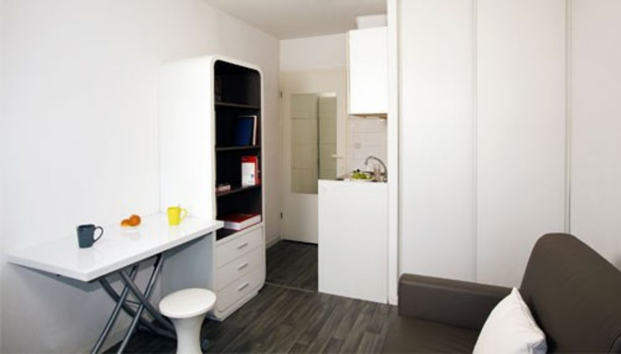 Student accommodation photo for Les Estudines Léonard de Vinci in Tours Center, Tours