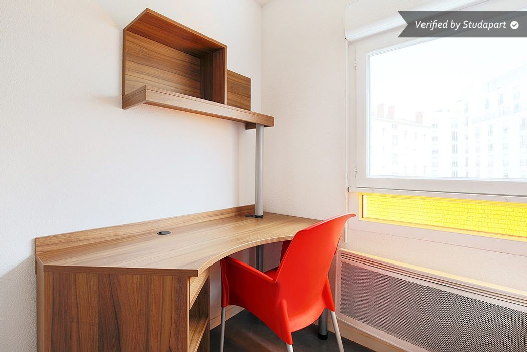 Student accommodation photo for Studea Garibaldi Berthelot in 7th arrondissement, Lyon