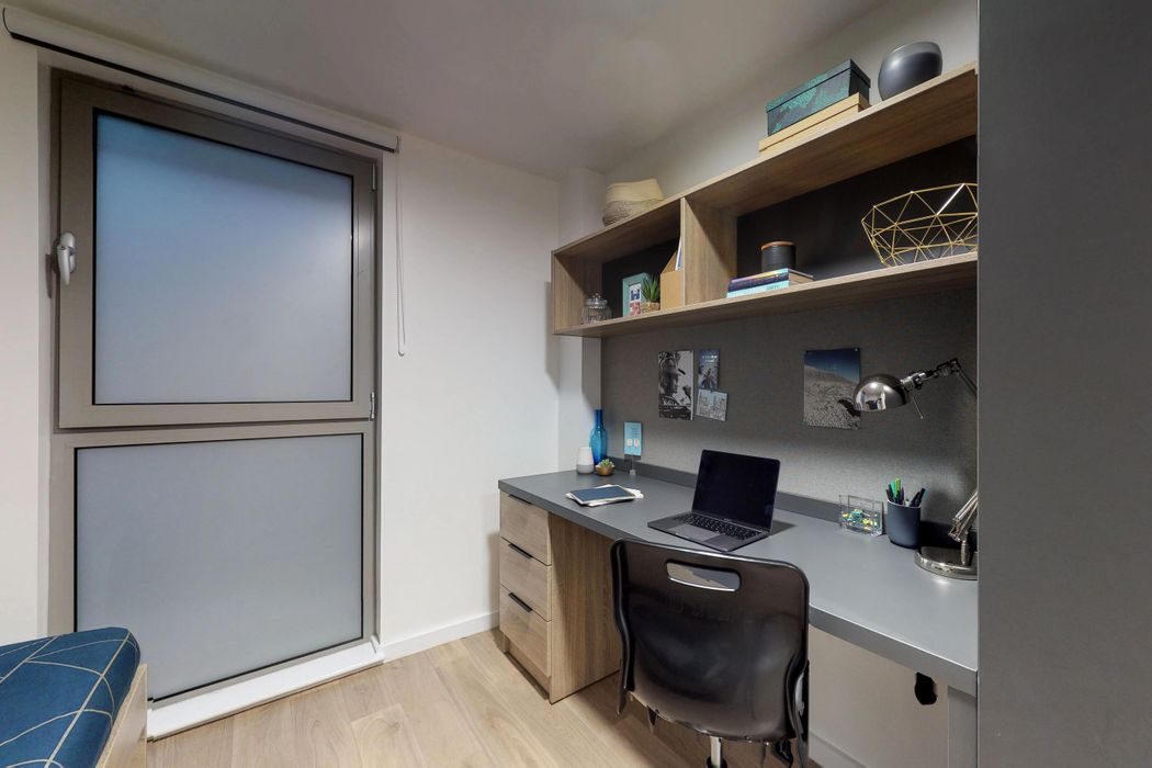Student accommodation photo for Boyce House in Glasgow City Centre, Glasgow