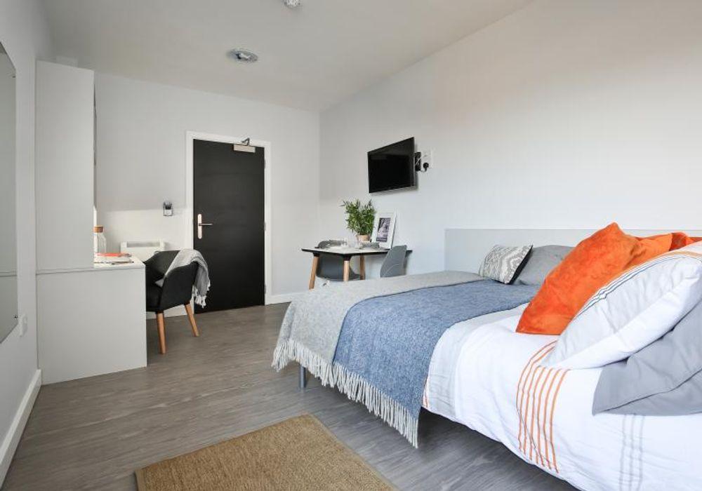 Student accommodation photo for iQ Newland House in Nottingham City Centre, Nottingham