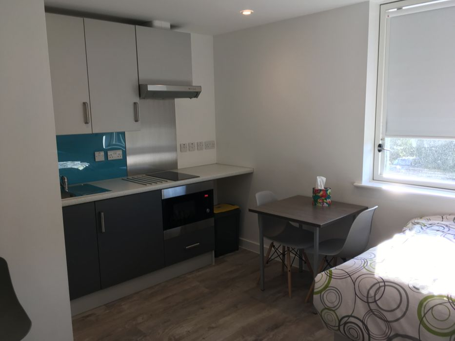 Student accommodation photo for Cathedral Point in Winnall, Winchester