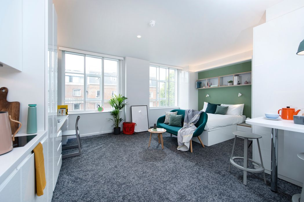 Student accommodation photo for Scape Bloomsbury in Bloomsbury, London