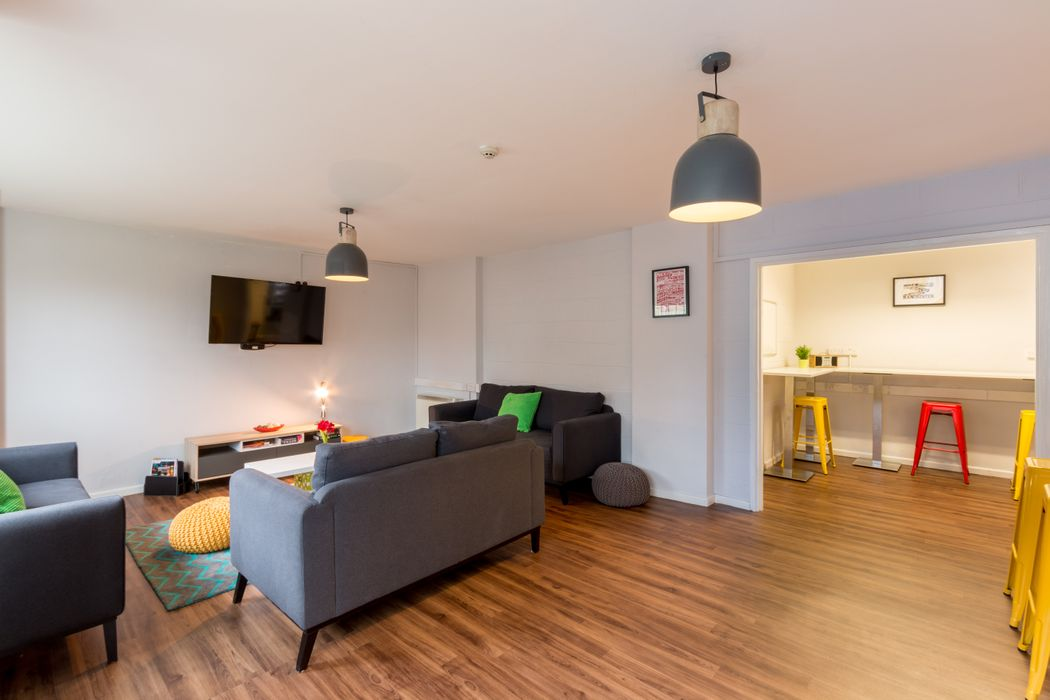 Student accommodation photo for Bramall Court in Salford, Manchester