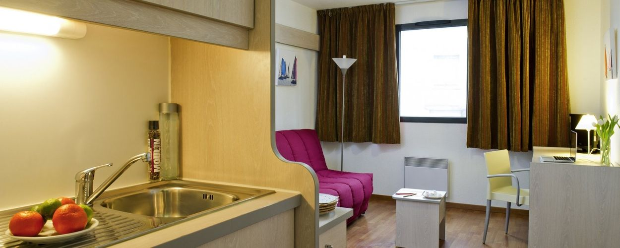 Student accommodation photo for Adagio Aparthotel in Rennes Centre, Rennes