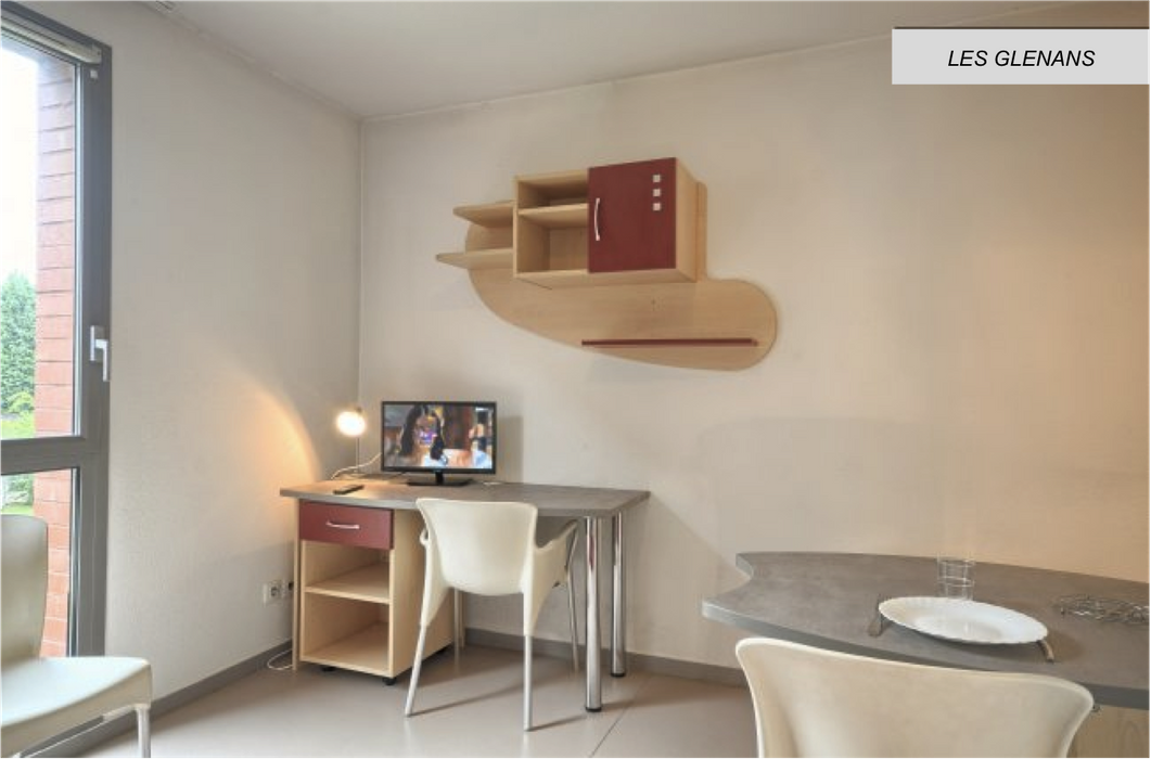 Student accommodation photo for Les Glénans in Moulins, Lille