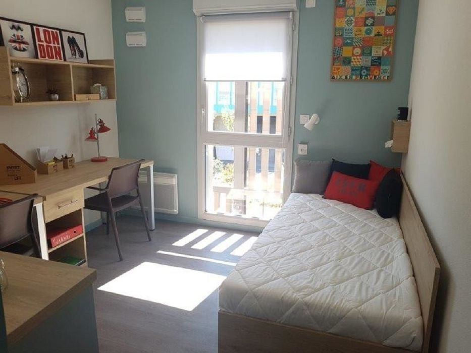 Student accommodation photo for Cap'Etudes La Rochelle in La Rochelle Centre, La Rochelle
