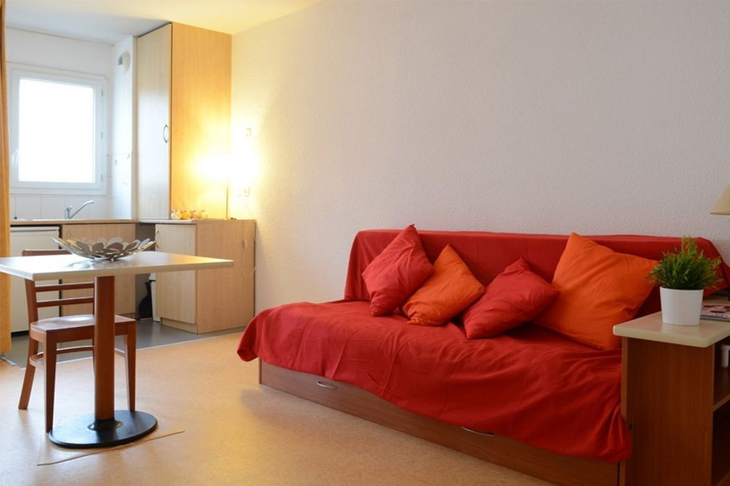 Student accommodation photo for Studélites le Magellan in Saint-Maurice, Paris