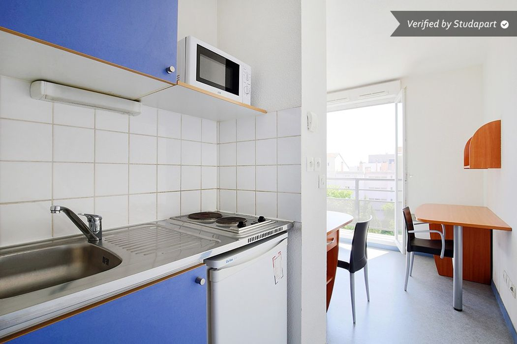 Student accommodation photo for Résidence Manufac in 8th arrondissement, Lyon