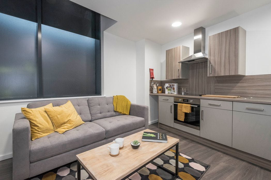 Student accommodation photo for Hollis Croft in Sheffield City Centre, Sheffield