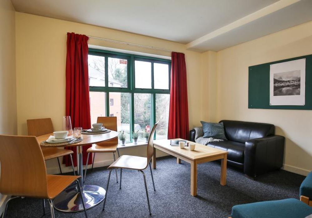Student accommodation photo for iQ Manchester Gardens in Rusholme, Manchester