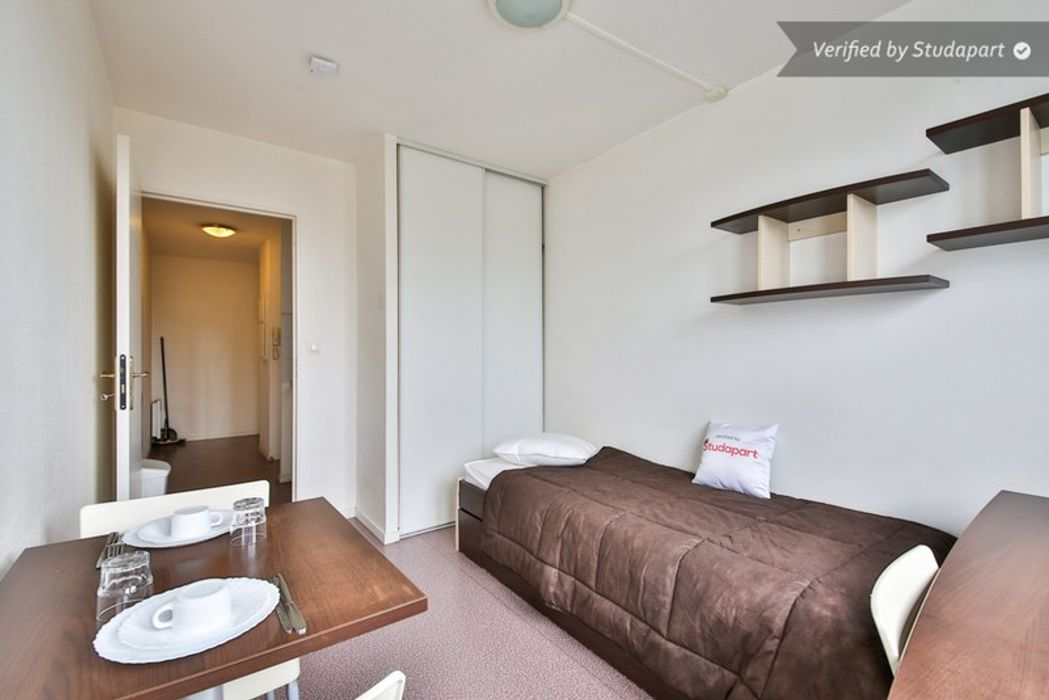 Student accommodation photo for Studea Cergy Universite 1 in Cergy, Paris