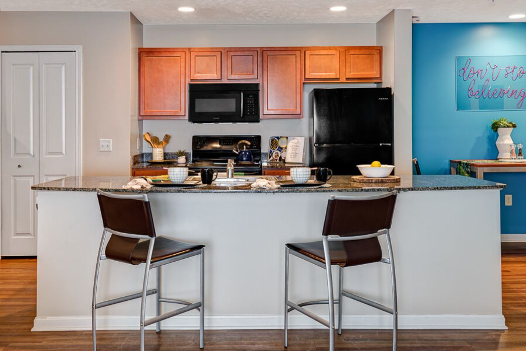 Student accommodation photo for Campus Pointe - Kent in Kent State University, Kent, OH