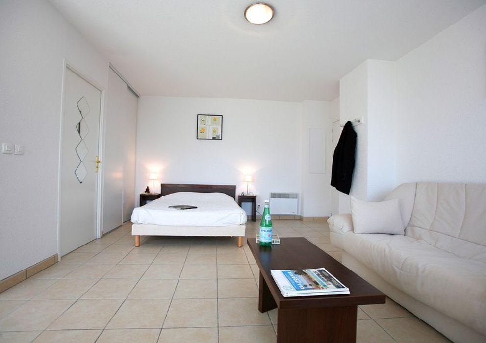Student accommodation photo for Résidence Suitétudes Parc Avenue : Ton appart dans une résidence cool d'Annemasse in Annemasse Center, Annemasse