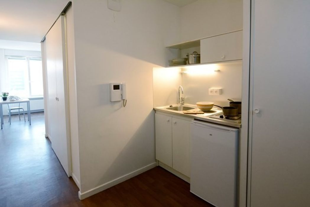Student accommodation photo for Résidence Léonard de Vinci in Massy, Paris
