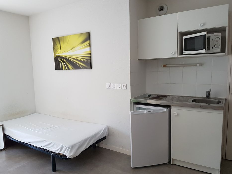 Student accommodation photo for Residence Univers7 in 7th arrondissement, Lyon