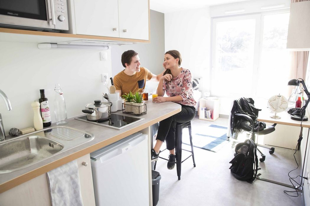 Student accommodation photo for Kley Angers in Belle-Beille, Angers