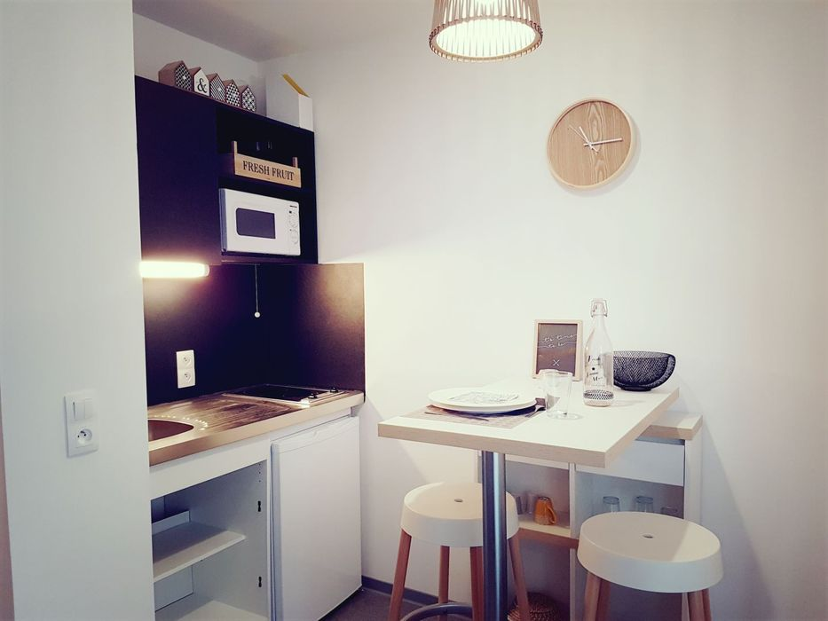 Student accommodation photo for Dock' City in Arcole Brindeau, Le Havre