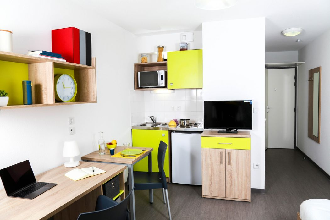 Student accommodation photo for Cap'Etudes Belle-Beille in Belle-Beille, Angers