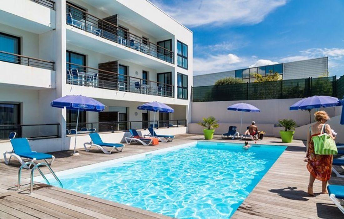 Student accommodation photo for Odalys Campus Archipel in La Rochelle Centre, La Rochelle