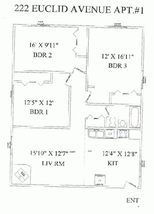 222 Euclid - Campus Hill