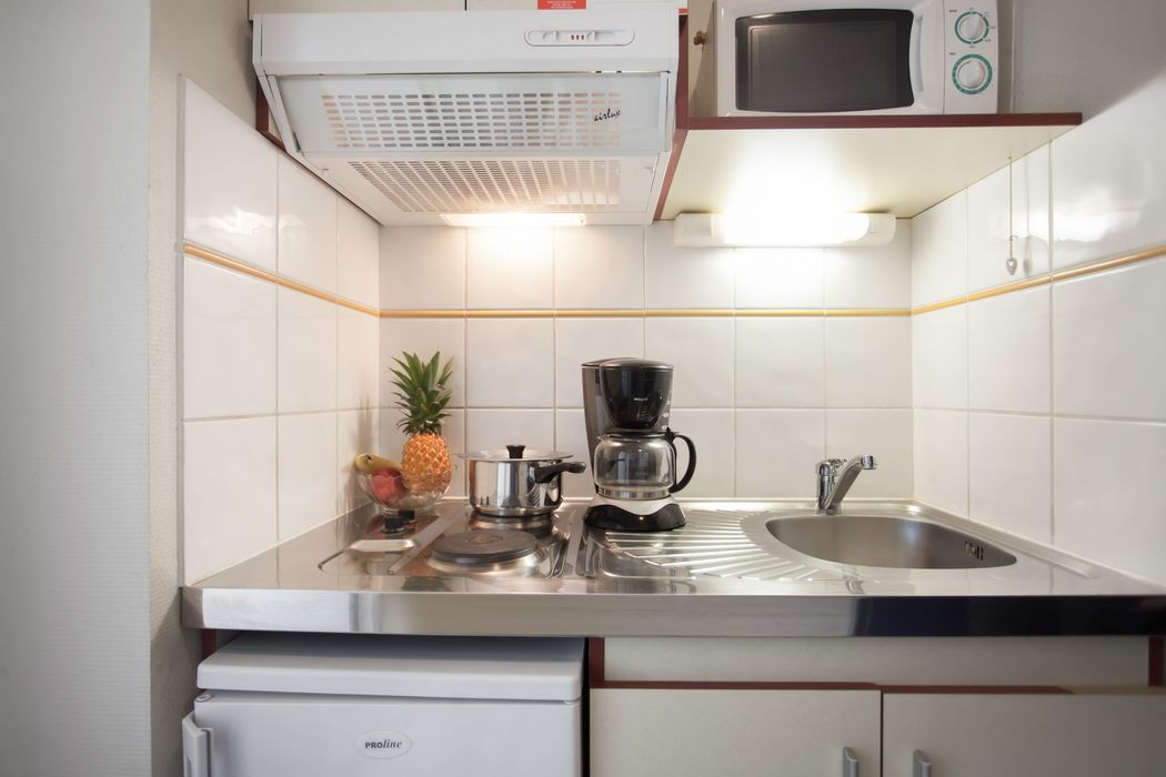 Student accommodation photo for Appart'City Caen in Calvaire St Pierre, Caen