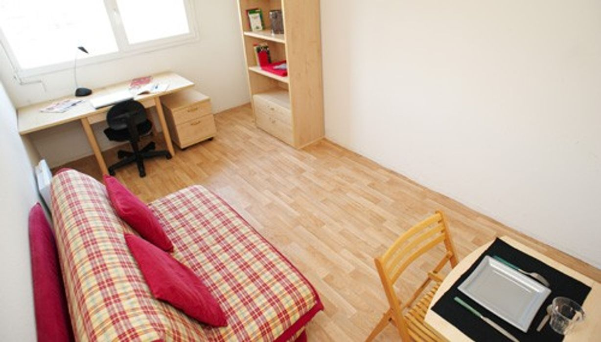 Student accommodation photo for Les Estudines Lamartine in Center of Poitiers, Poitiers
