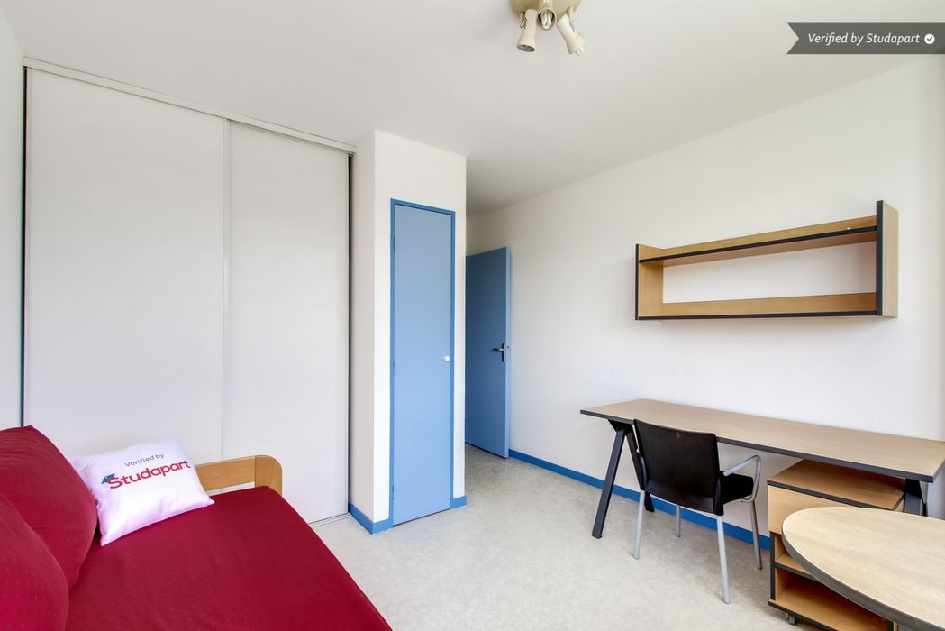 Student accommodation photo for Studea Saint-Serge in Belle-Beille, Angers
