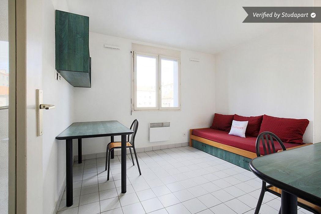 Student accommodation photo for Studea Presqu'ile in 2nd arrondissement, Lyon