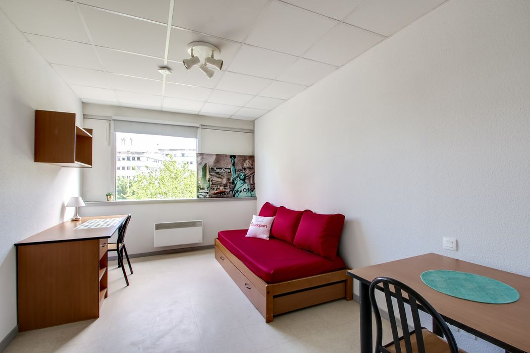 Student accommodation photo for Studea Gare in Tours Center, Tours