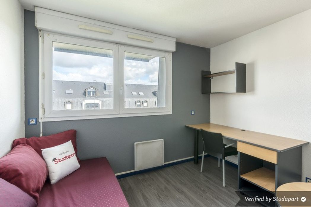 Student accommodation photo for Neoresid Saint-Marc in Central Rouen, Rouen