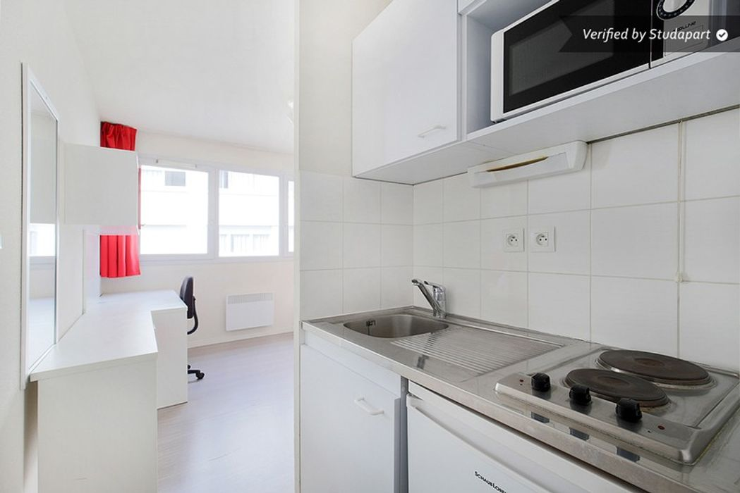Student accommodation photo for Studea Lyon Vaise in 9th arrondissement, Lyon