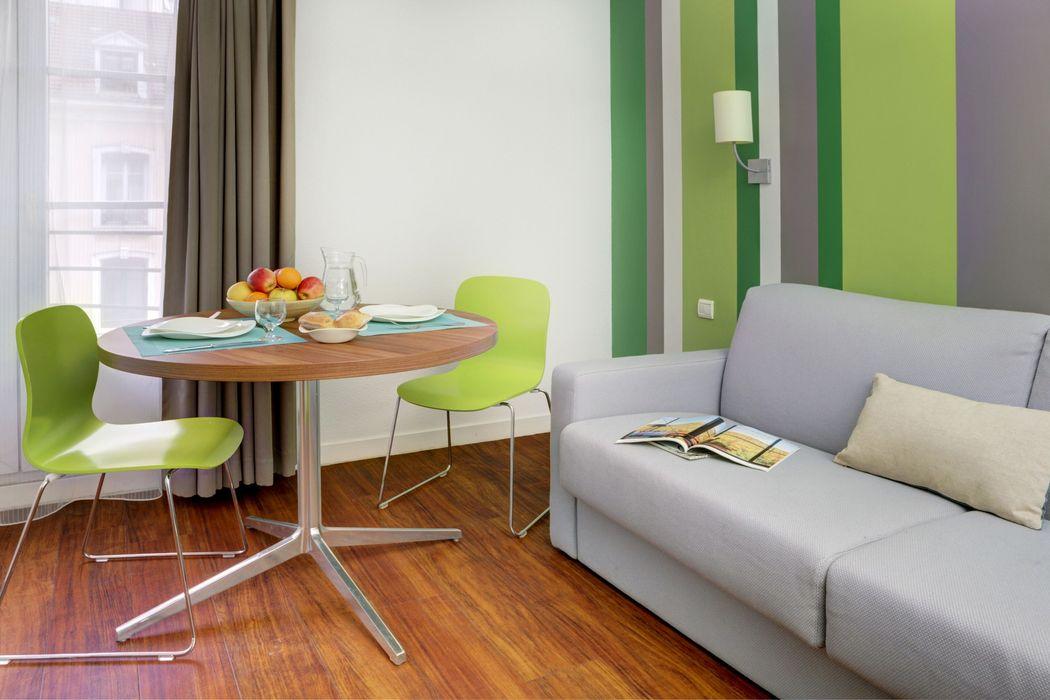 Student accommodation photo for Citadines City Centre Grenoble in Quartier Chorier-Berriat, Grenoble