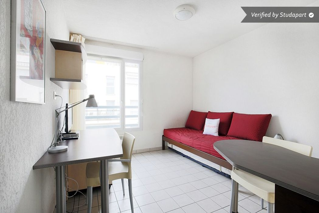 Student accommodation photo for Studea Claude Bernard 2 in 2nd arrondissement, Lyon
