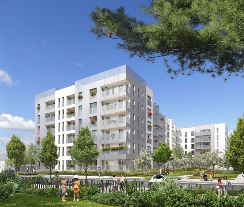 Student accommodation photo for Résidence Magellan in Massy, Paris