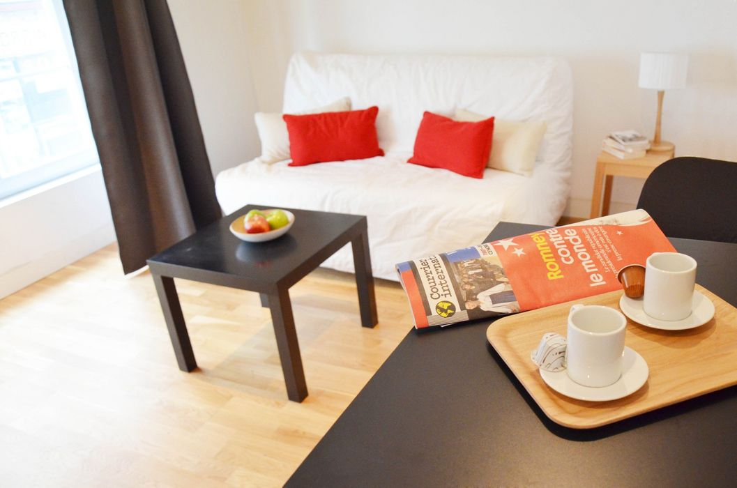 Student accommodation photo for Hiflat Residence Castellane in Préfecture, Marseille