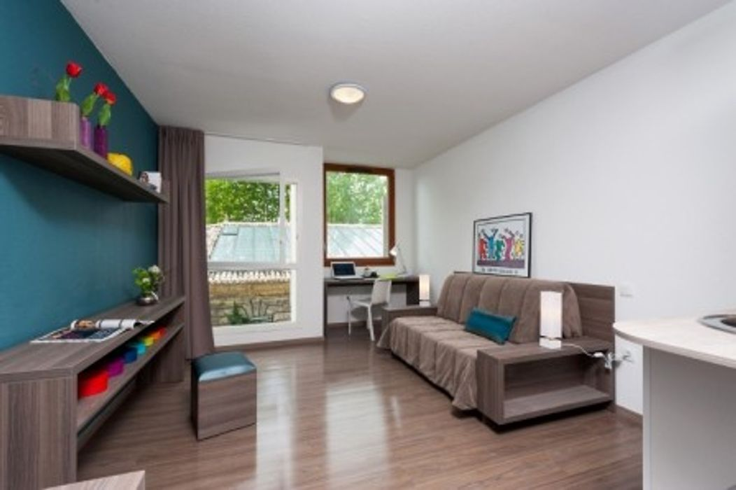 Student accommodation photo for Residence Bordeaux Garonne in Bacalan, Bordeaux
