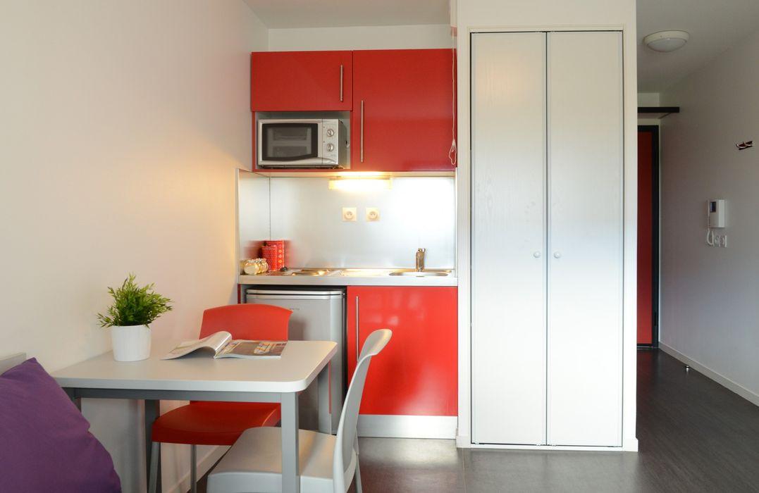 Student accommodation photo for Studélites Carline in Saint-Martin-d'Hères, Grenoble