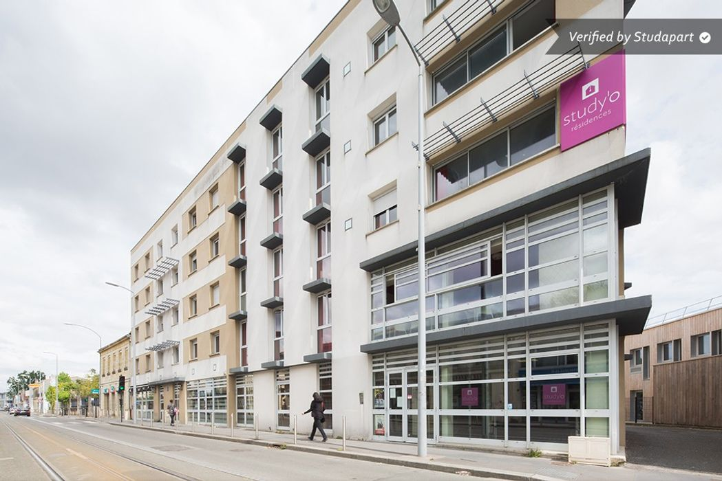 Student accommodation photo for Talence Gambetta in Talence, Bordeaux