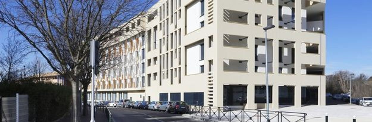 Student accommodation photo for Résidence Aix Campus 1 in Central Aix-en-Provence, Aix-en-Provence