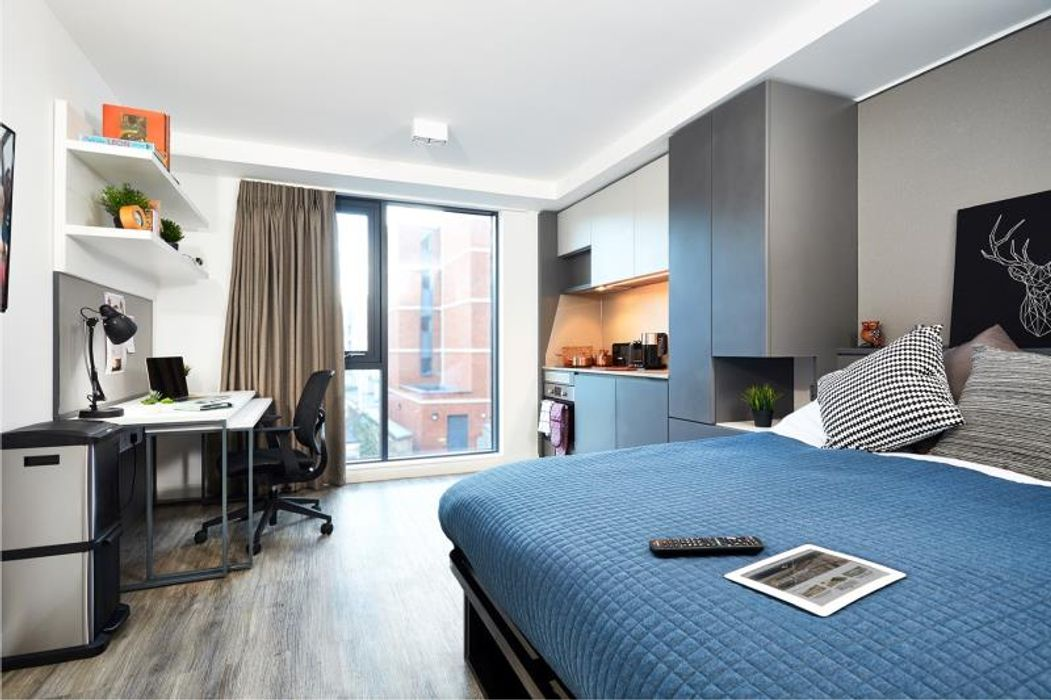 Student accommodation photo for Vita Student Edinburgh in Haymarket, Edinburgh