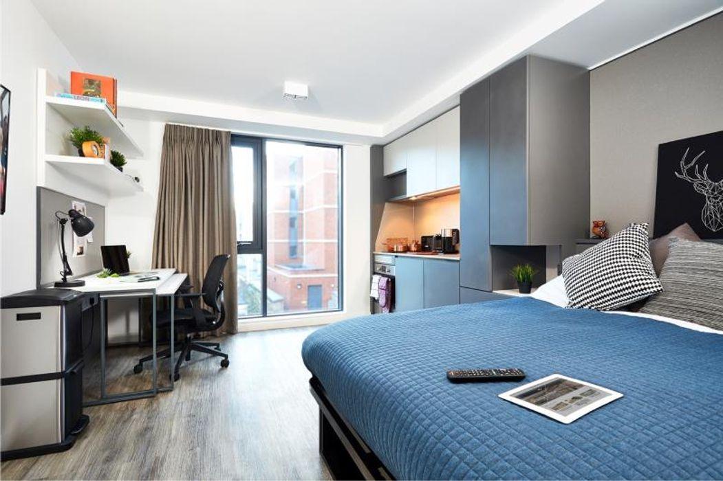 Student accommodation photo for Vita Student Edinburgh in Haymarket, Edinburgh
