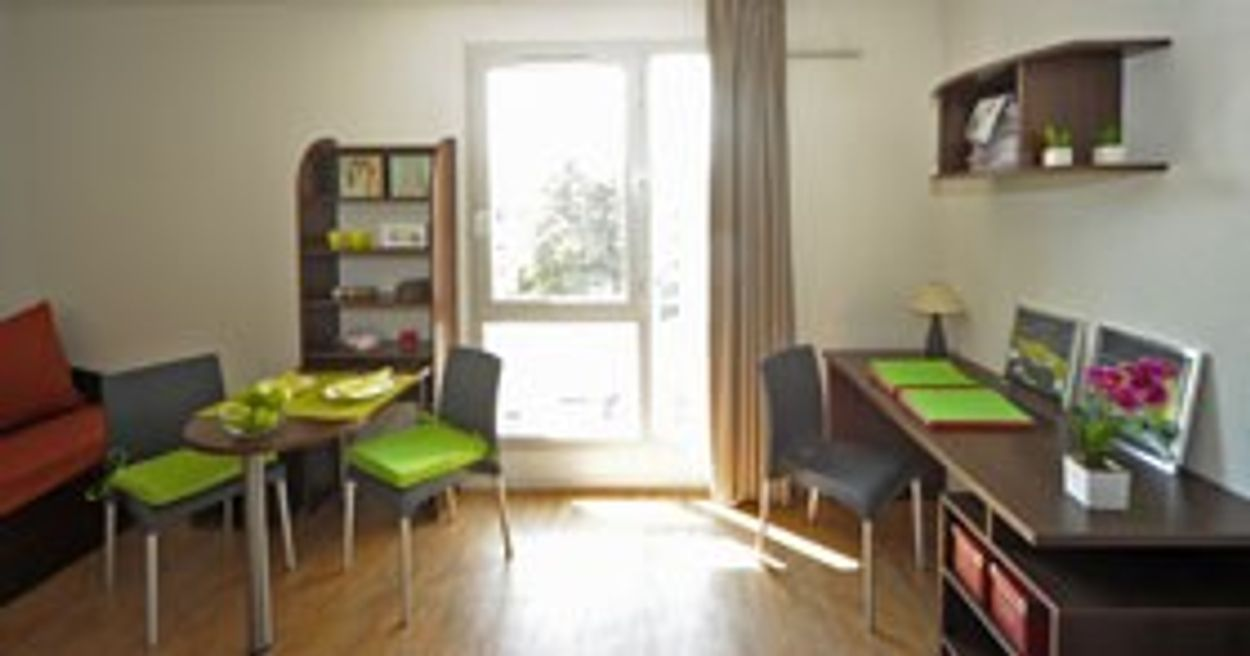 Student accommodation photo for Parc Harmonie in 3rd arrondissement, Lyon