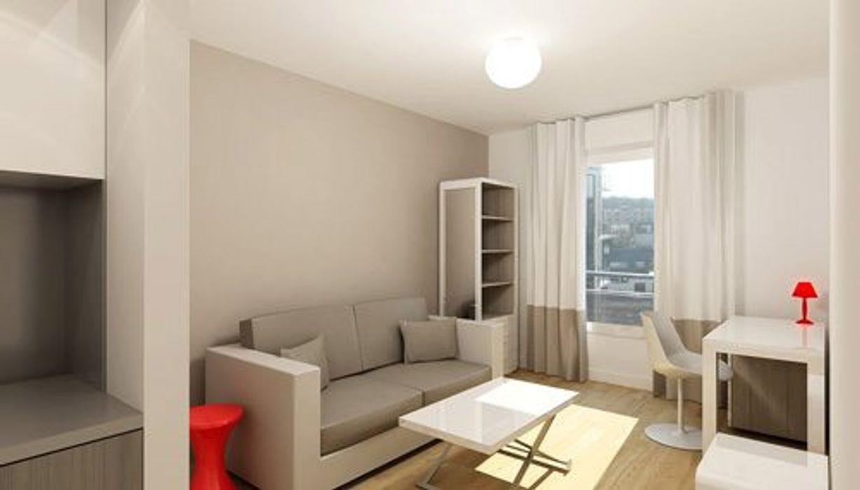 Student accommodation photo for Les Estudines Petit Quevilly in Central Rouen, Rouen