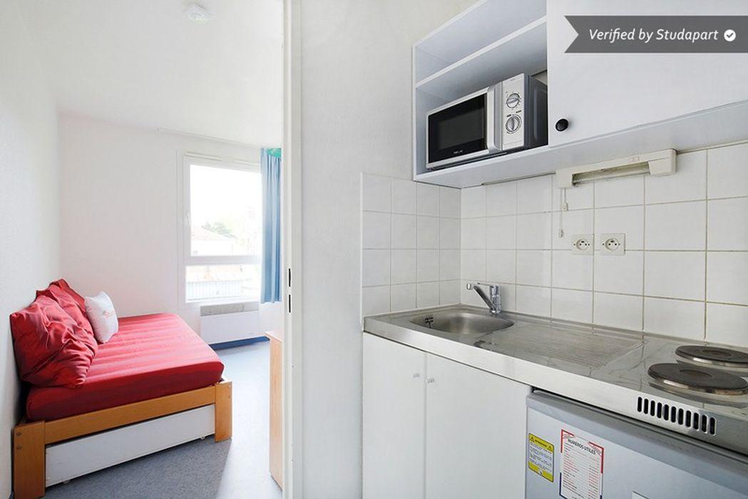 Student accommodation photo for Studea La Doua in Villeurbanne, Lyon