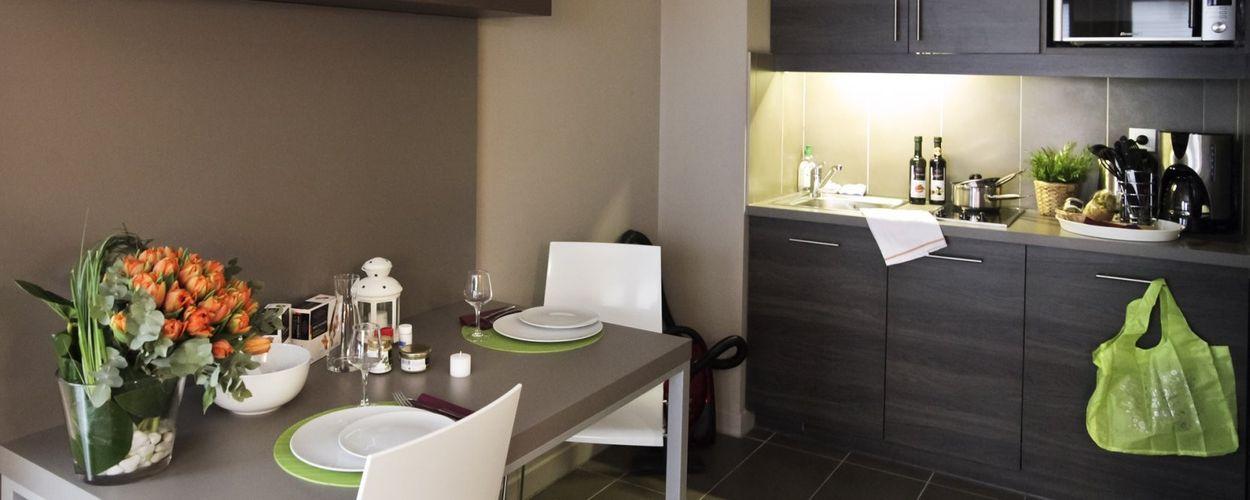 Student accommodation photo for Adagio Marseille Vieux Port in Joliette, Marseille