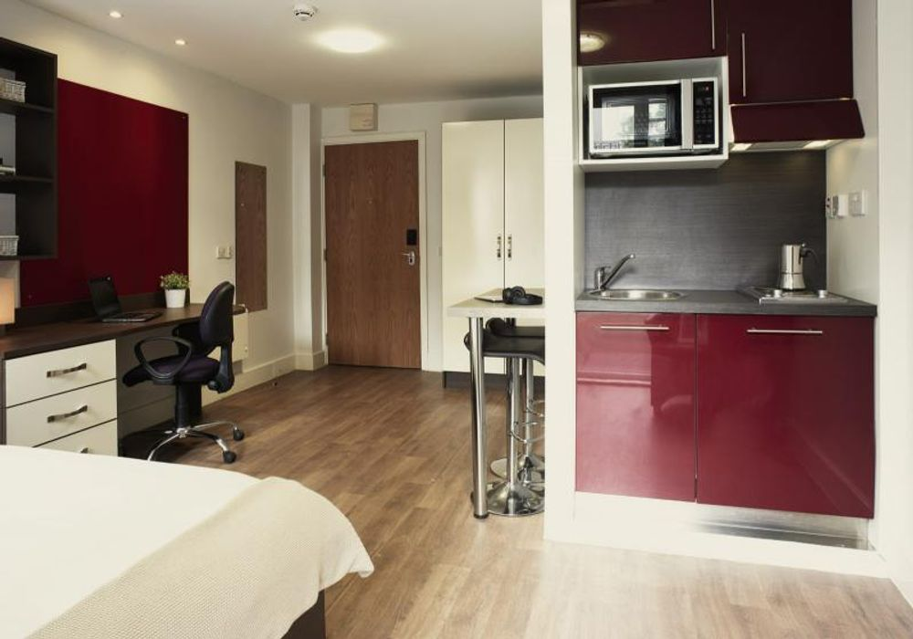 Student accommodation photo for iQ Magenta House in Spitalfields, London