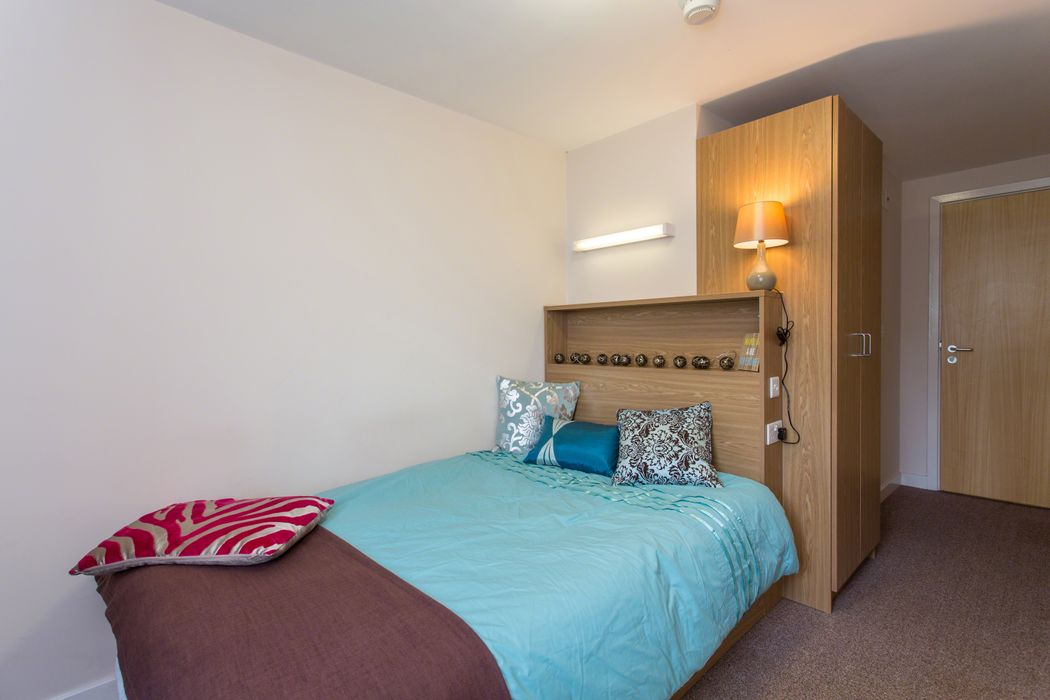 Student accommodation photo for iQ Leeds in Woodhouse & Headingley, Leeds
