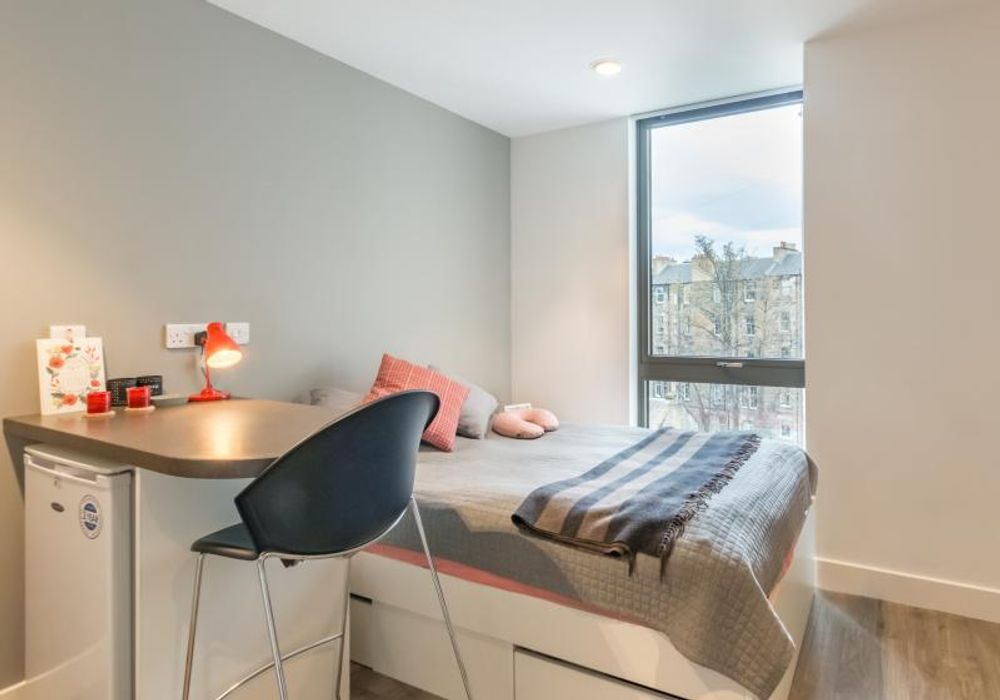 Student accommodation photo for iQ Elliott House in North Edinburgh and Leith, Edinburgh